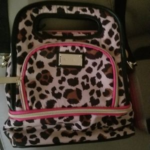 Betsey Johnson small lunch tote
